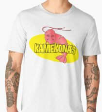 Kamekona's Shrimp Men's Premium T-Shirt