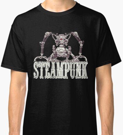 Steampunk / Cyberpunk Robot Steampunk T-Shirts Classic T-Shirt