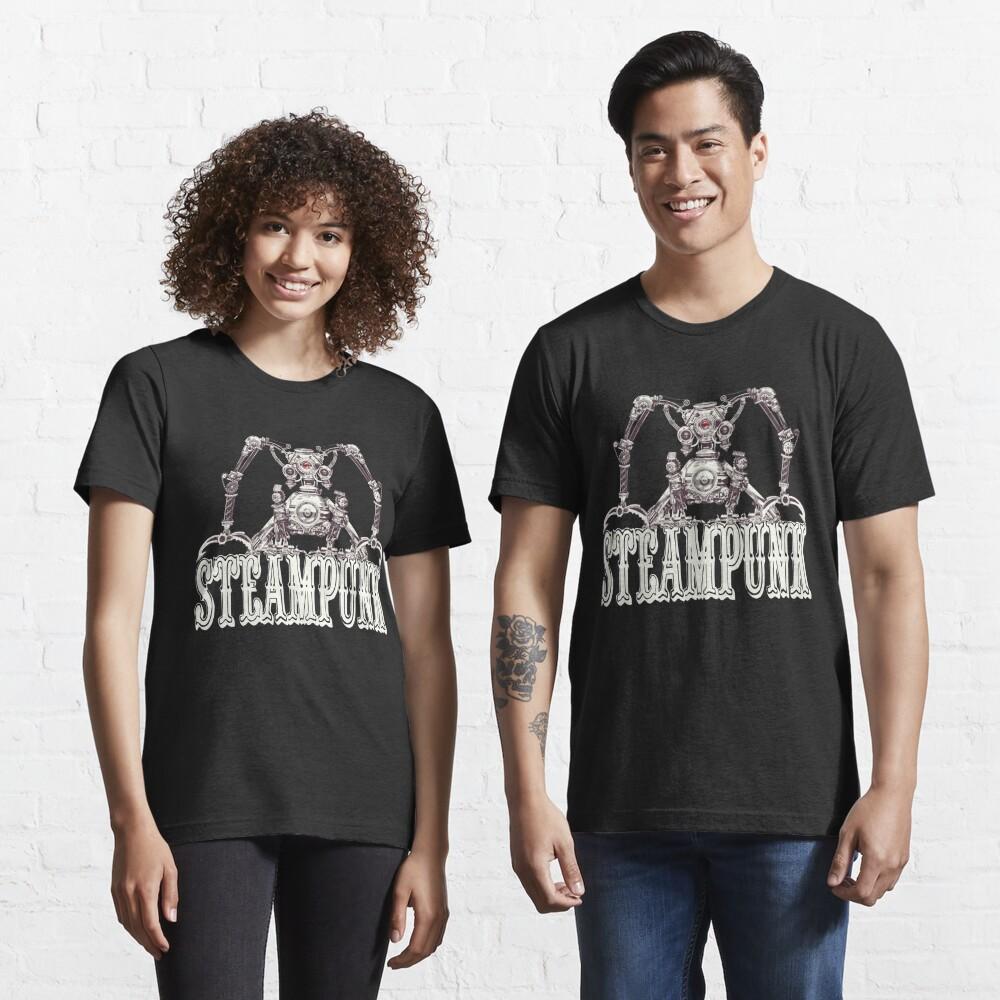 Steampunk / Cyberpunk Robot Steampunk T-Shirts Essential T-Shirt