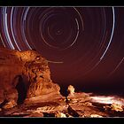 a night with the stars... by Tony Middleton