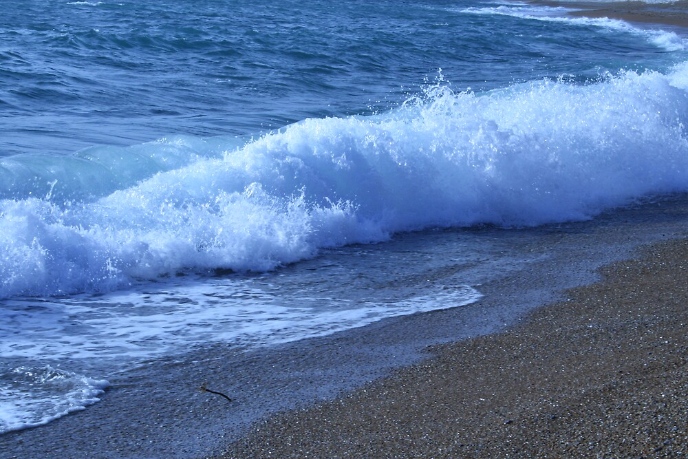 waves I by dawid