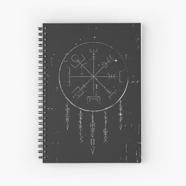 Rune Dreamcatcher Spiral Notebook