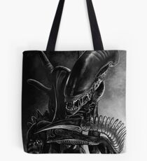 Xenomorph Tote Bag
