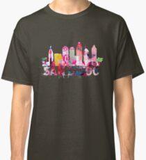 San Diego Cartoon skyline Classic T-Shirt