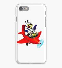 Hanna-Barbera Plane iPhone Case/Skin