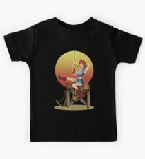 Yeehaw Classic Cowgirl Pin Up Kids Clothes