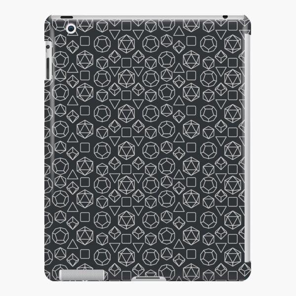 Black & White Dice - Pattern! iPad Snap Case