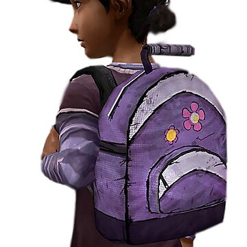 TWDG Clementine Sticker, Throw Pillow, Bag, Phone Case, And Tablet Case by Nowak