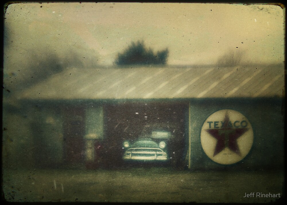 lonesome blues by Jeff Rinehart