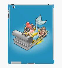 Canned mermaids iPad Case/Skin