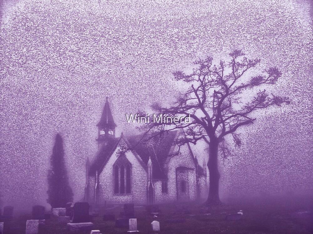 Cemetery Art by Wini Minerd