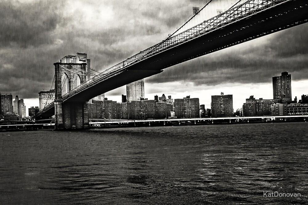 The Brooklyn Bridge by KatDonovan