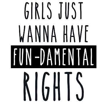 Girls just want to have fundamental human rights by respublica