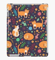 Cute cats iPad Case/Skin