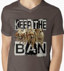 KEEP the BAN  T-Shirt