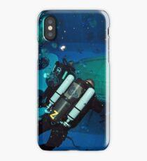 SF2 Rebreather iPhone Case/Skin