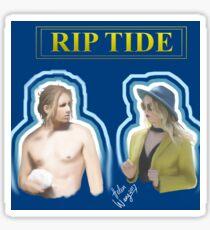 Riptide Sticker