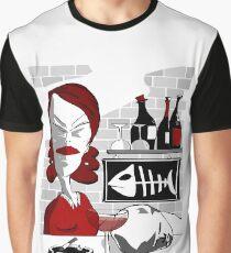 drunker@bar Graphic T-Shirt