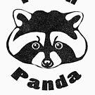 Trash Panda by C. Ella