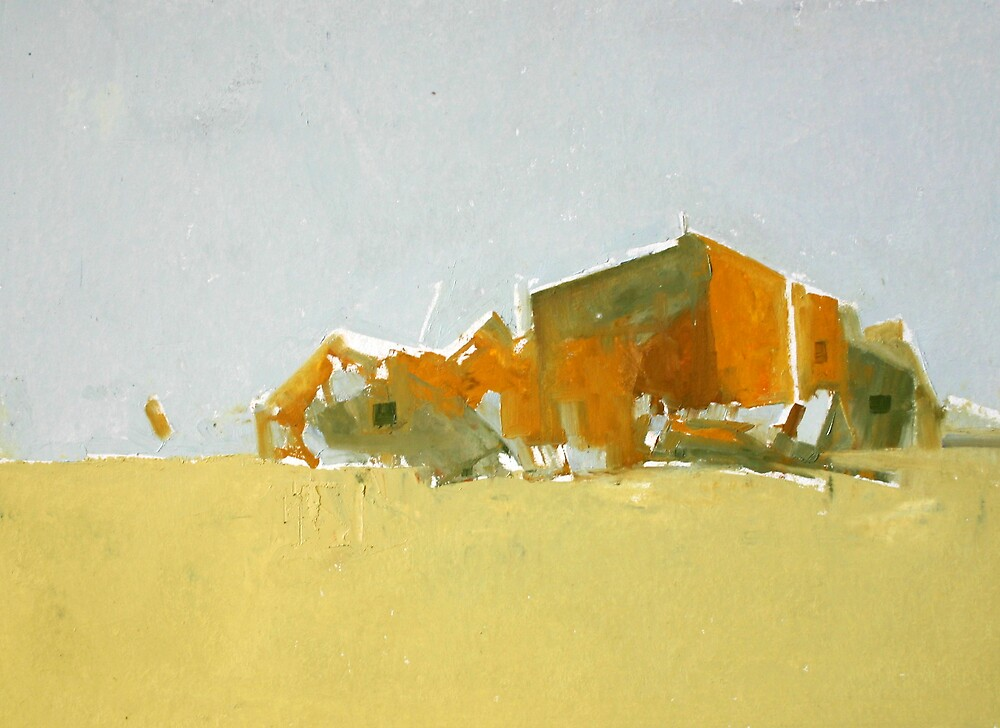 landscape 81 by Valeriu Buev