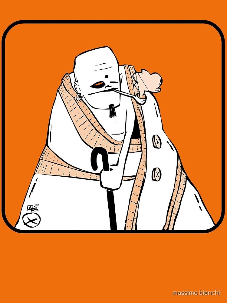 monk by massimobianchi