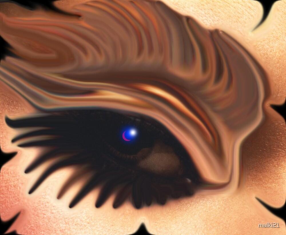 Eye No 3 by malki21
