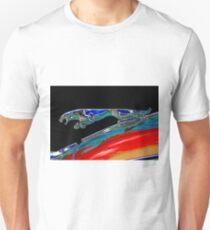 Leaping Jaguar Hood Ornament T-Shirt