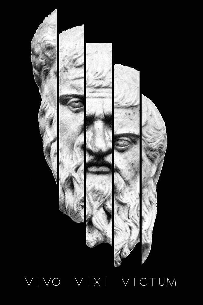 Plato Black by ThreeV