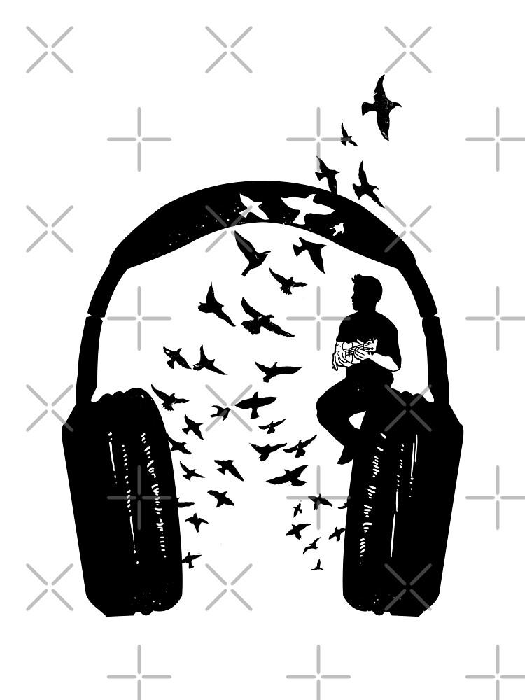 Headphone - Ukulele by barmalisiRTB