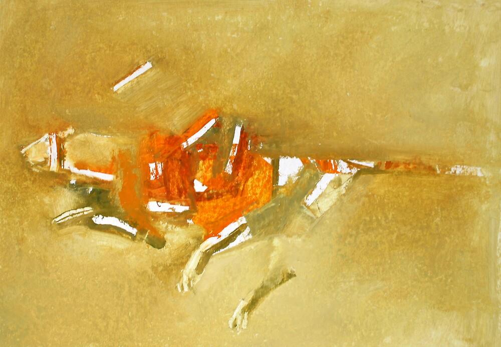lioness by Valeriu Buev