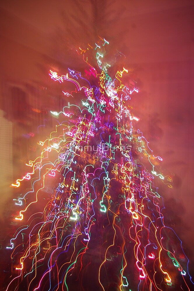 Crazy Christmas by Jimmy Burns