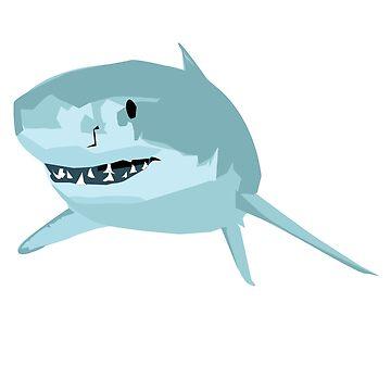 shark by 2piu2design