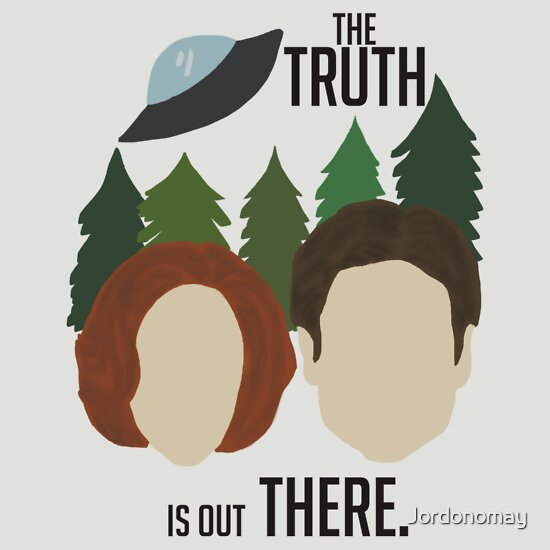 TShirtGifter presents: The Truth is Out There | Unisex T-Shirt