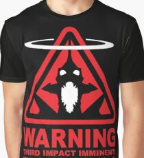 Evangelion Alert Graphic T-Shirt