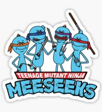 meeseek Sticker