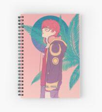 cruel world Spiral Notebook