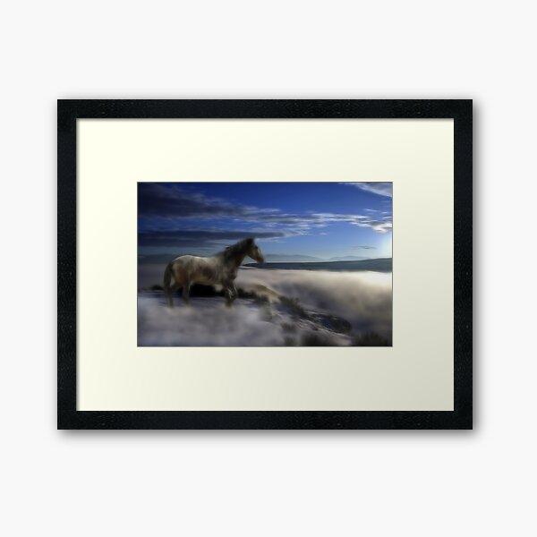 Dream-Mare Framed Art Print