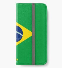 Brazil represent iPhone Wallet/Case/Skin