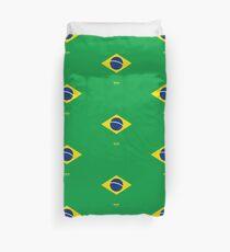 Brazil represent Duvet Cover