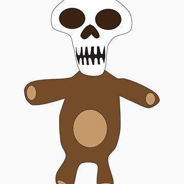 Dead Teddy Bear by ryanpederson