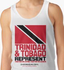 Trinidad & Tobago represent Tank Top