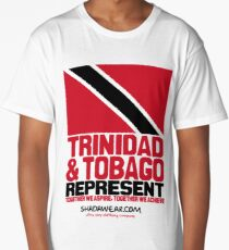 Trinidad & Tobago represent Long T-Shirt