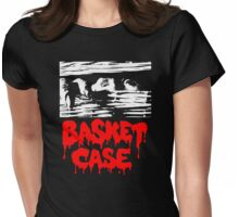 BASKET CASE Womens Fitted T-Shirt