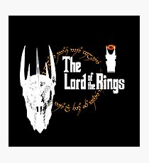 The Lord of the Rings Photographic Print