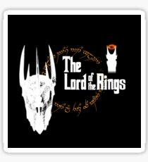 The Lord of the Rings Sticker
