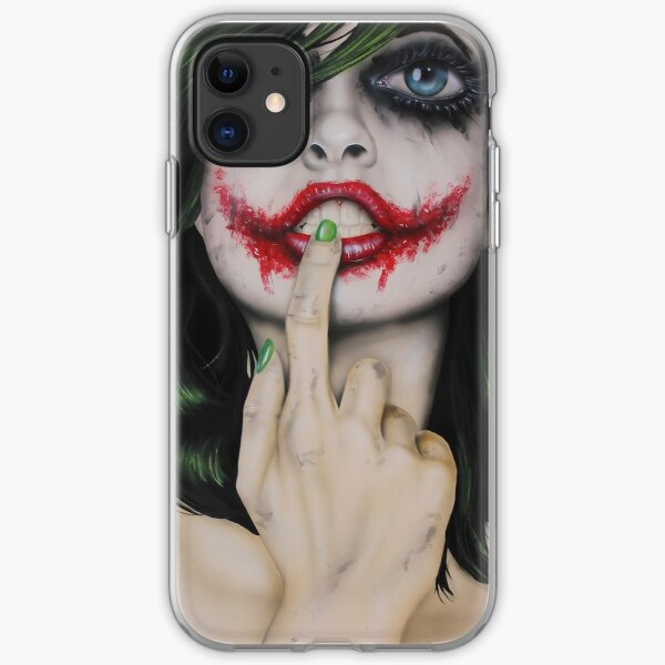 Why So Serious? iPhone Soft Case