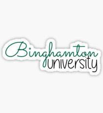 Binghamton Sticker