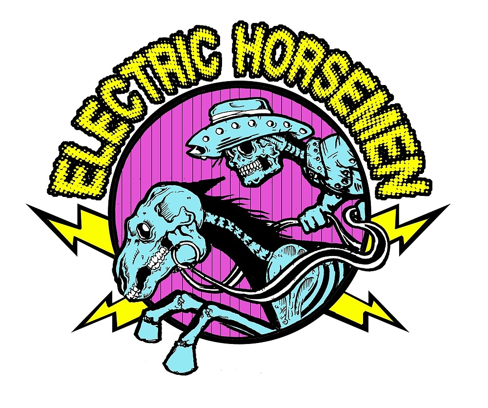 Electric Horsemen Logo by wesg1261