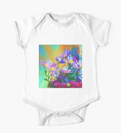 Flowers bloom Kids Clothes