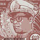 Mobutu lives by kaysha